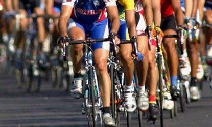 Noleggio transenne per gare di ciclismo
