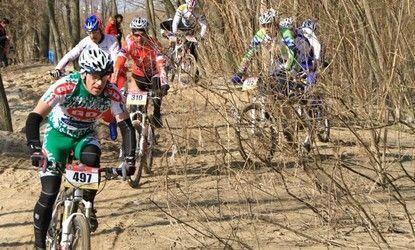 Noleggio transenne per gare di Mountain Bike