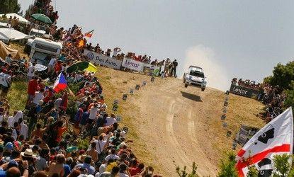 Noleggio transenne per gare di Rally