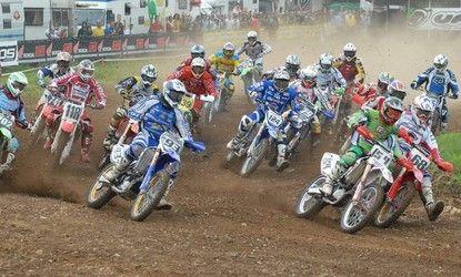 Noleggio transenne per gare di Motocross
