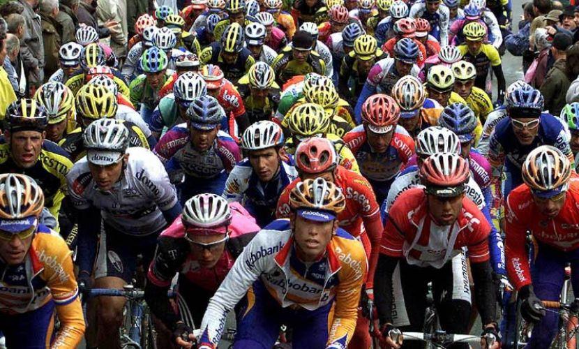 Noleggio transenne gare ciclismo