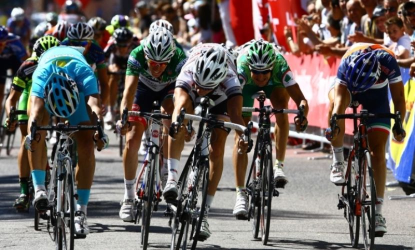 Noleggio transenne per gare ciclismo