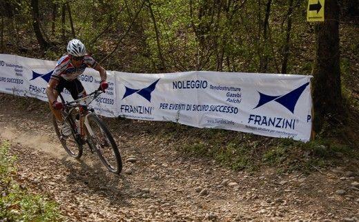 Noleggio transenne gare di Mountain Bike