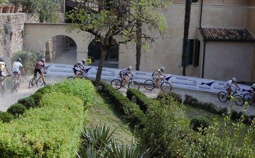 Noleggio transenne per gare Mountain Bike