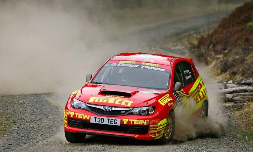 Noleggio transenne gare auto rally