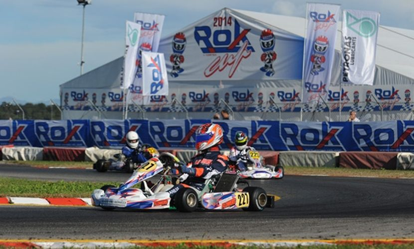 Noleggio allestimenti Rok Cup International Final 2014