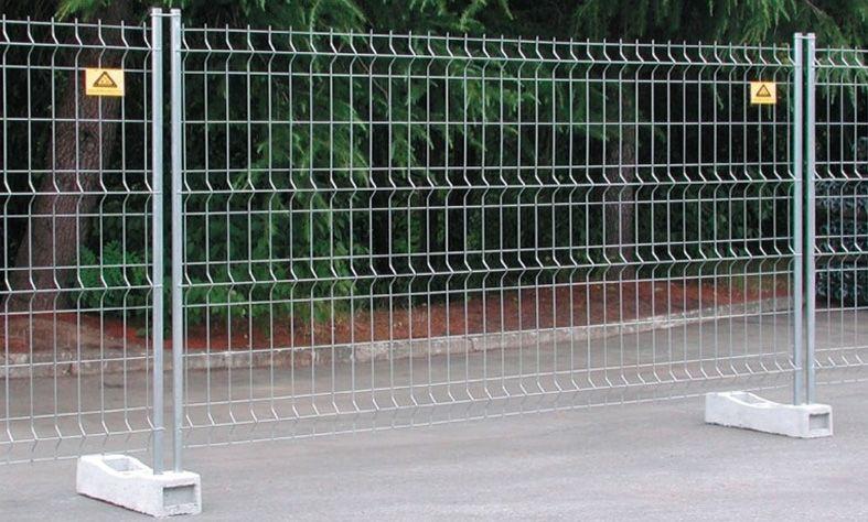 recinzioni per aree eventi