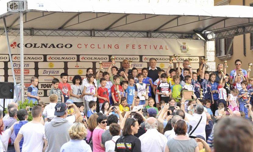 Noleggio transenne Colnago Cycling Festival