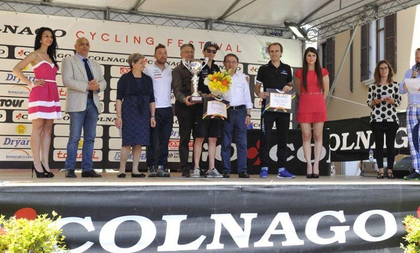 Noleggio palco Colnago Cycling Festival